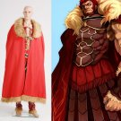 CosplayDiy Men's Outfit Fate/Zero Servant Rider Iskandar Costume Cosplay For Christmas Party