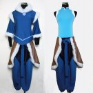 CosplayDiy Women's Outfit The Legend of Korra Korra Cosplay Costume Outfit For Christmas