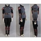 CosplayDiy Men's Outfit The Legend of Korra Amon Costume Outfit Cosplay For Christmas Party