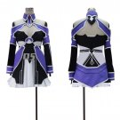 CosplayDiy Women's Dress Sword Art Online Infinity Moment Strea Cosplay Costume For Party