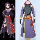 CosplayDiy Women's Dress Sword Art Online Konno Yuuki Outfit Costume Halloween Cosplay