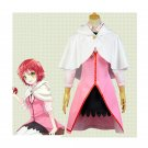 CosplayDiy Women's Dress Snow White with the Red Hair Akagami no Shirayukihime Shirayuki Cosplay