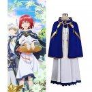 CosplayDiy Women's Dress Snow White with the Red Hair Akagami no Shirayukihime Shirayuki Cosplay