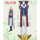 CosplayDiy Men's Outfit Snow White with the Red Hair kagami no Shirayukihime Zen Wistalia Cosplay