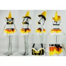 CosplayDiy Women's Clothing Sexy Witch Costume For Halloween Outfit Cosplay