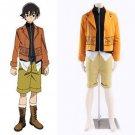 CosplayDiy Men's Clothing Mirai Nikki Future Diary Amano Yukiteru Costume Halloween Cosplay