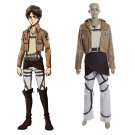 CosplayDiy Men's Outfit Attack on titan Eren Cosplay Costume For Halloween Cosplay