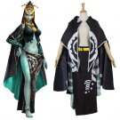 The Legend of Zelda Midna Outfit Costume Cosplay for Halloween Carnival Party
