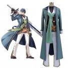 Custom Made The Legend of Heroes: Sen no Kiseki II Victor S Arseid Cosplay Costume