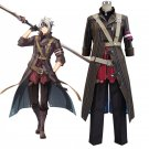 Custom Made The Legend of Heroes: Sen no Kiseki II Crow Armbrust Cosplay Costume