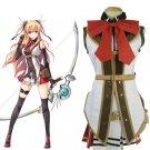 Custom Made The Legend of Heroes: Sen no KisekiⅡAlisa Reinford Cosplay Costume