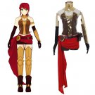 CosplayDiy Women's Outfit RWBY JNPR Beacon Academy Team Pyrrha Nikos Costume Cosplay For Halloween