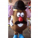 CosplayDiy Unisex Mascot Costume Potato Head Adult Costume  Cosplay For Christmas  Party