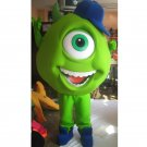 CosplayDiy Unisex Mascot Costume Monsters University Mike Cosplay For Halloween Party