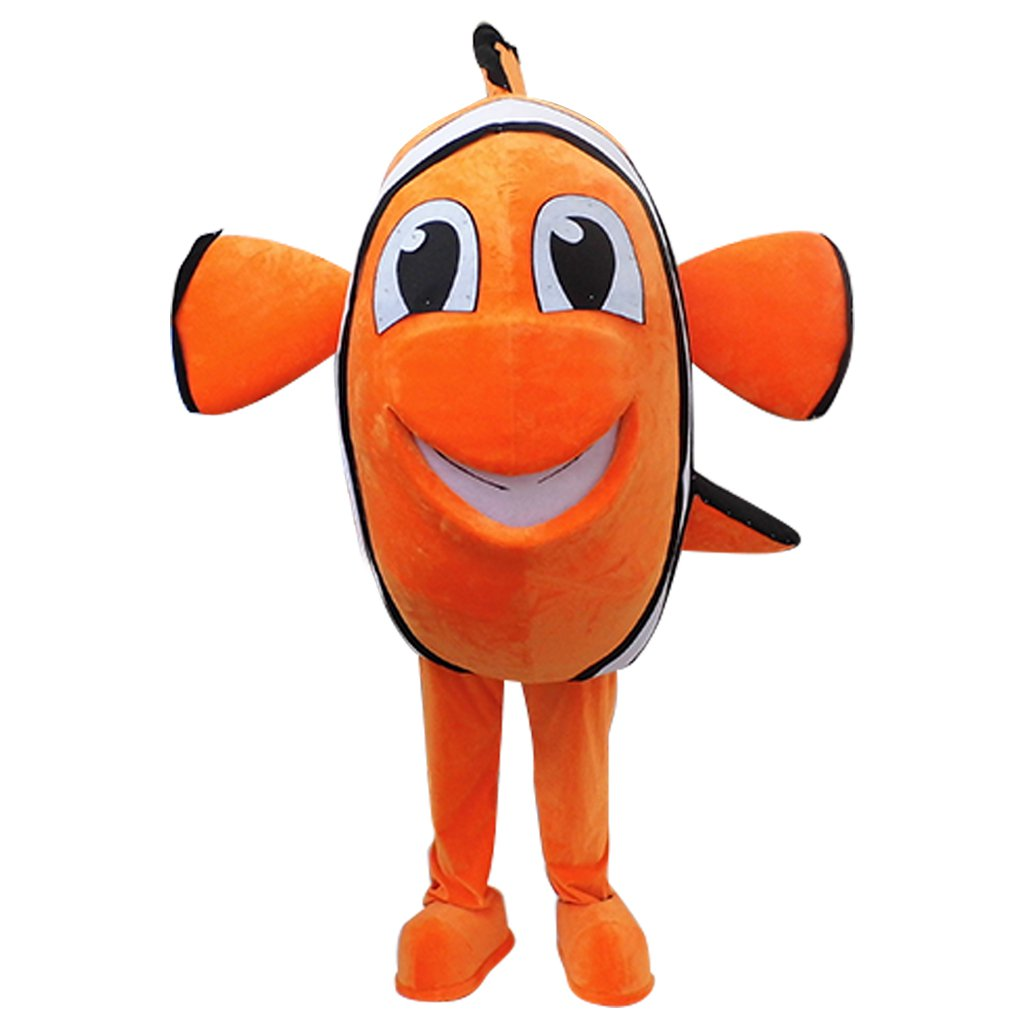 CosplayDiy Unisex Mascot Costume Finding Nemo Nemo Cosplay For  Christmas Party