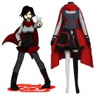 CosplayDiy Women's Dress RWBY Ruby Rose Cosplay Costume For Halloween Party