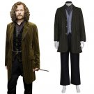Cosplaydiy Men's Costume  Harry Potter Sirius Orion Black Outfit Cosplay For Halloween Party