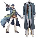 Custom Made The Legend of Heroes Sen no Kiseki II Victor S Arseid Cosplay Costume For Halloween