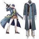 Custom Made The Legend of Heroes Sen no Kiseki II Victor S Arseid Cosplay Costume For Halloween