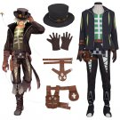 CosplayDiy Men's Outfit Tales of Zestiria the X Dezel Cosplay Costume For Halloween Party