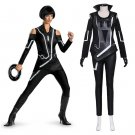 CosplayDiy Tron: Legacy Quorra Adult Women's Jumpsuit Cosplay Costume