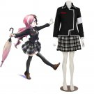 Custom Made Adult's Costume RWBY Heaven Academy Female School Uniform for Halloween Carnival Party