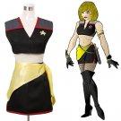 CosplayDiy Women's Dress Star Trek Vs.Mirror Mirror Costume Cosplay for Cosplay Party