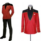 CosplayDiy Men's Jacket Star Trek Admiral's Jacket Coat Costume Cosplay for Halloween Party