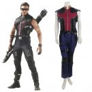 CosplayDiy Men's Outfit The Avengers Hawkeye Costume Cosplay for Halloween Carnival