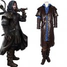CosplayDiy Men's Costume The Hobbit Desolation of Smaug Thorin Oakenshield Costume Cosplay