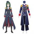 CosplayDiy Men's Outfit Re Zero Kara Hajimeru Isekai Seikatsu Crusch Karsten Costume Cosplay
