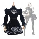 NieR:Automata 2B YoRHa No. 2 Type B Heroine Game Costume Cosplay For Carnival