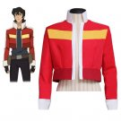 Voltron: Legendary Defender Keith Cosplay Costume Jacket Adult Anime Cosplay Costume