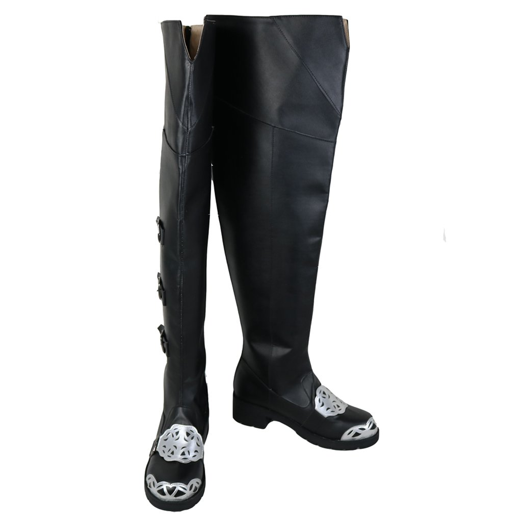 Assassin's Creed: Syndicate Evie Frye Boots Shoes Cosplay Adult's Custom Made Shoes Cosplay