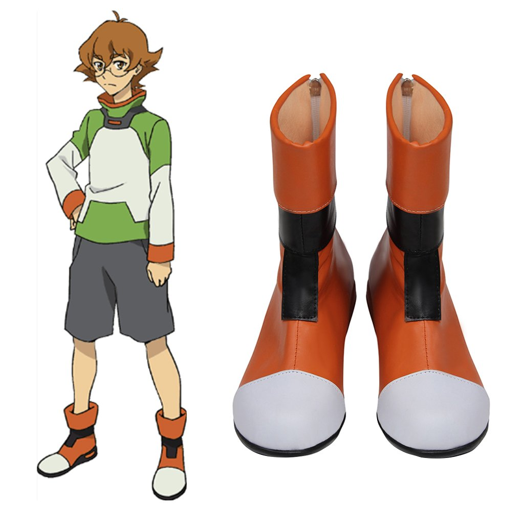 Pidge Shoes Cosplay Voltron:Legendary Defender Pidge Custom Made Boots Shoes Cosplay Accessary