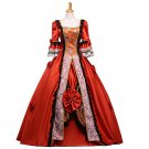 Custom Made Women's Dress Vintage Adult's Civil War Ball Gown Dress Costume Cosplay for Party