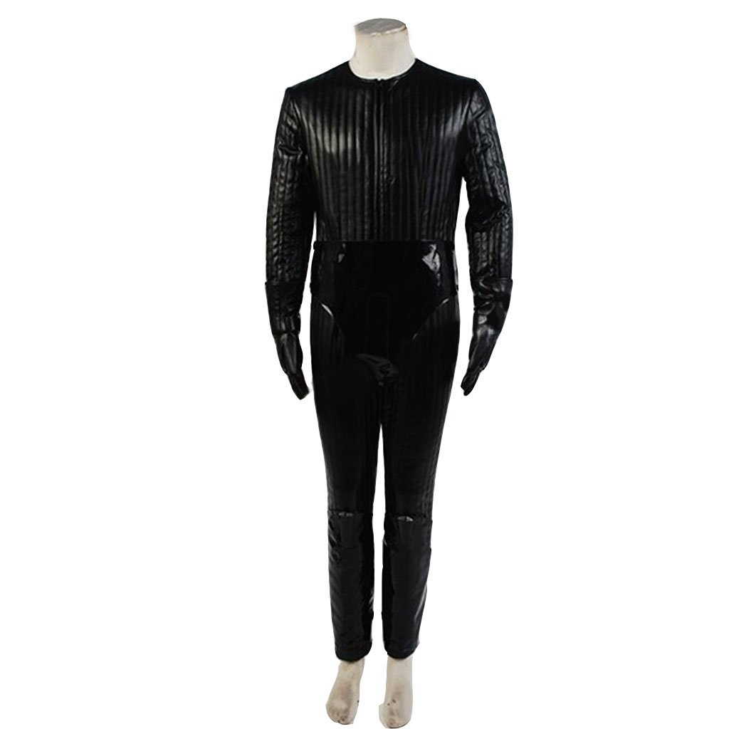Free Shipping Star War Darth Vader Costume Cosplay Custom Made Men's Top Pants Costume for Party