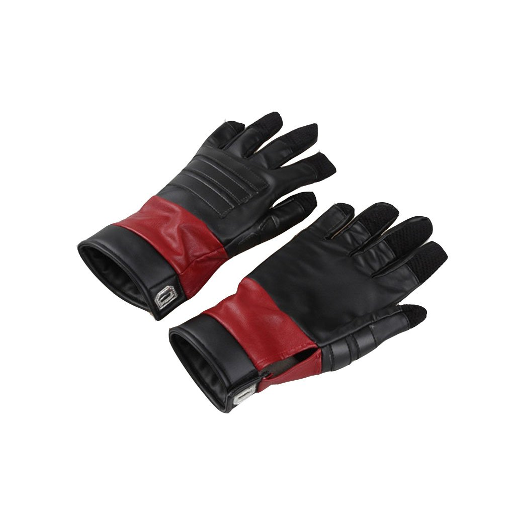 Free Shipping New Arrival  Deadpool Adult's  Gloves Cosplay Accessories