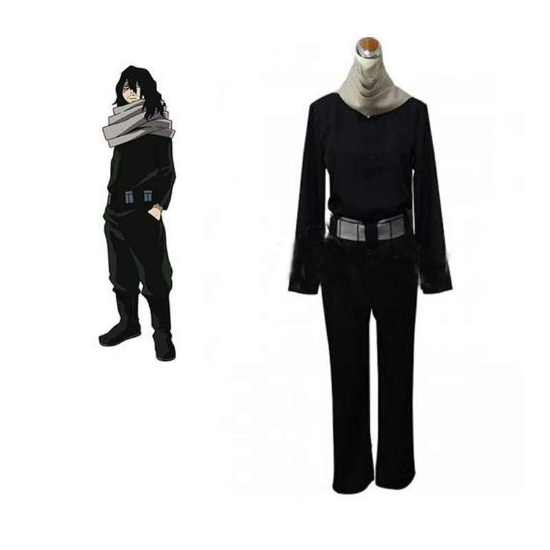 Shota Aizawa Costume Cosplay My Hero Academia Boku no Hero Akademia Custom Made Costume for Party
