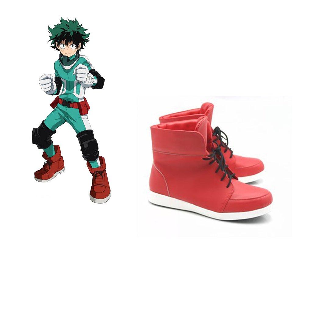 Adult's Shoes My Hero Academia Boku no Hero Akademia Custom Made Shoes Boots Cosplay