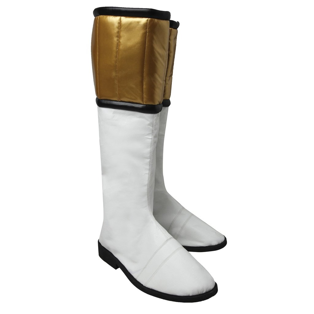 Adult's Shoes Might Morphin Power Ranger Tommy Oliver Shoes Boots Cosplay Accessoreis