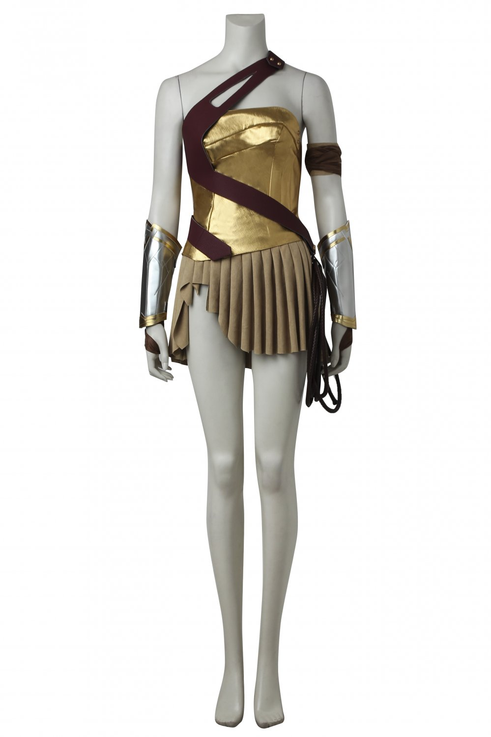 Wonder Women Diana Dress Costume Cosplay Custom Made Adult's Dress Cosplay for Party