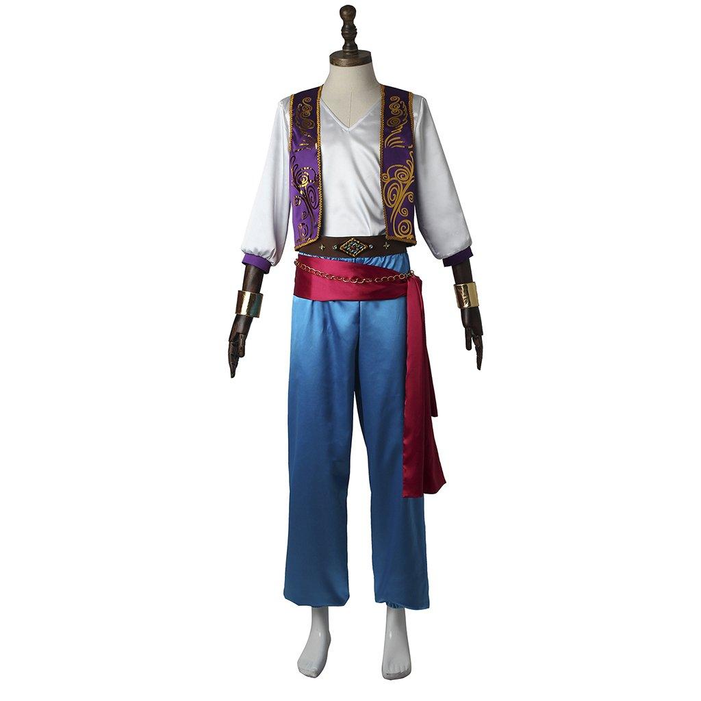 Yamaya Yoshitaka A3 Water me!Adult's Costume Vest Shirt Pants Cosplay