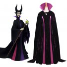 Cosplaydiy Women's Dress Evil Queen Dress Costume Cosplay For Halloween