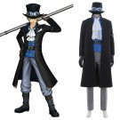 Cosplaydiy One Piece Sabot Costume Cosplay Men's Costume for Party Custom Made