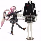 RWBY Heaven Academy Female School Uniform Adult Women Halloween Cosplay Costume Custom Made