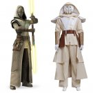 Movie Star Wars: Clone Wars Jedi Temple Guard Adult Cosplay Costume Halloween Carnival Costumes
