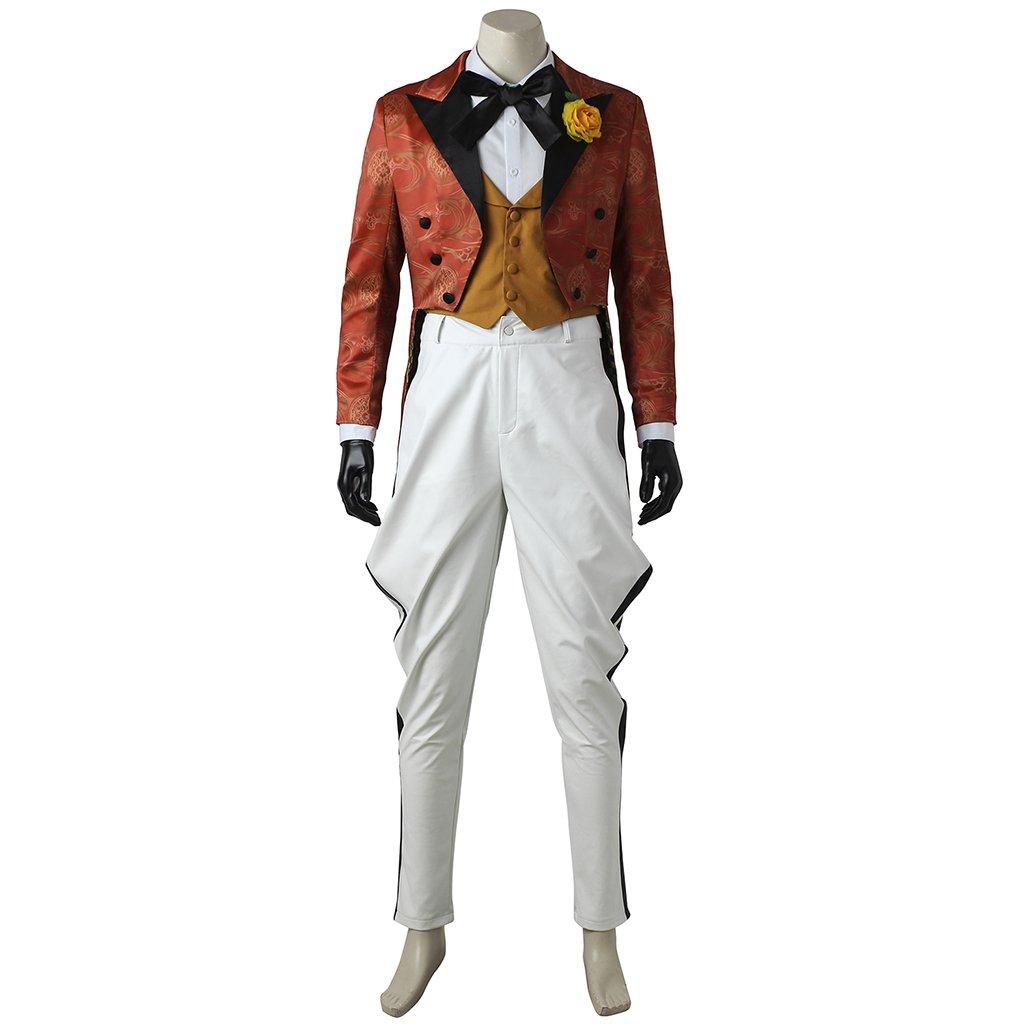 Gotham Jerome Valeska Costume Cosplay  Custom Adult's Halloween Costume