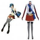 Custom Made Anime Persona 4 Golden Marie Cosplay Costume Girl's School Uniform