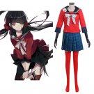 Danganronpa V3: Killing Harmony Maki Harukawa Cosplay Costume Girls' Costume